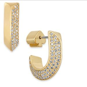 kate spade Huggie Hoop Earrings